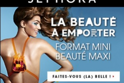 Get Sephora delivery from France to Panama